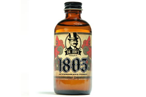 Dr. Jon's - 1803 - Aftershave image