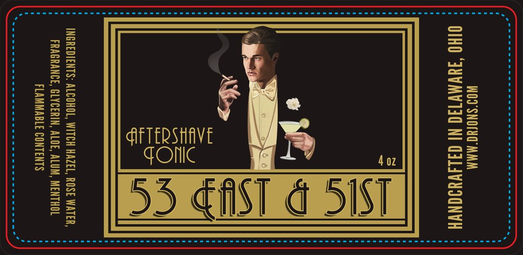 Dr. Jon's - 53 East and 51st - Aftershave image