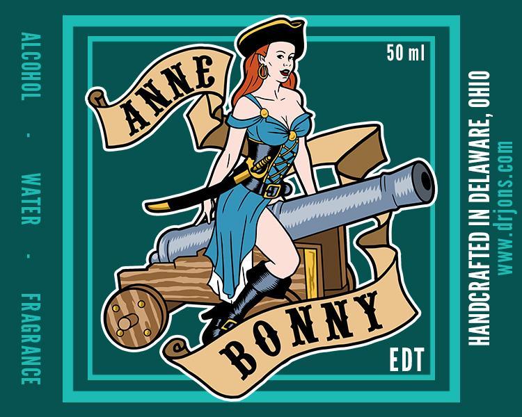 Dr. Jon's - Anne Bonny - Eau de Toilette image