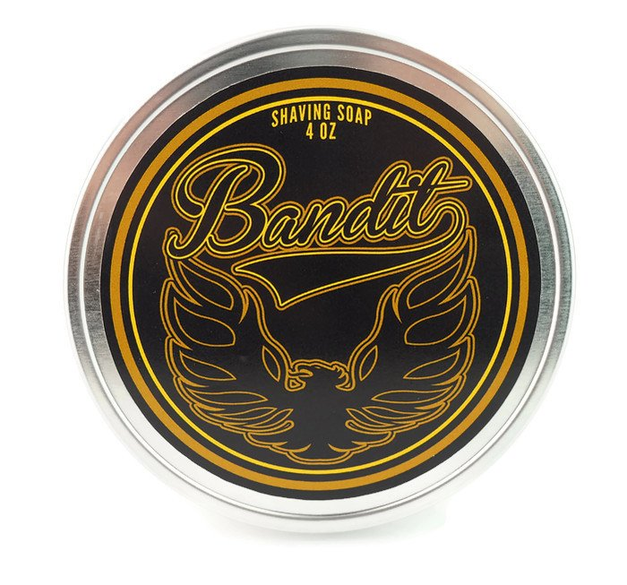 Dr. Jon's/Black Ship Grooming - Bandit - Soap image