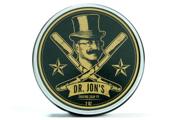 Dr. Jon's - Black Label - Soap image