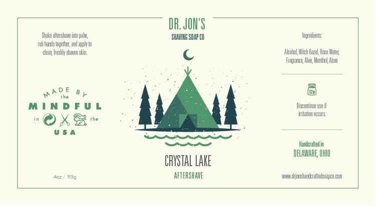 Dr. Jon's - Crystal Lake - Aftershave image