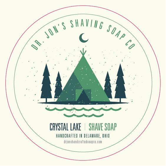 Dr. Jon's - Crystal Lake - Soap (Vegan) image