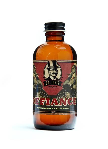 Dr. Jon's - Defiance - Aftershave image