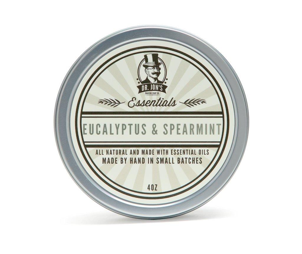 Dr. Jon's - Eucalyptus & Spearmint - Soap image