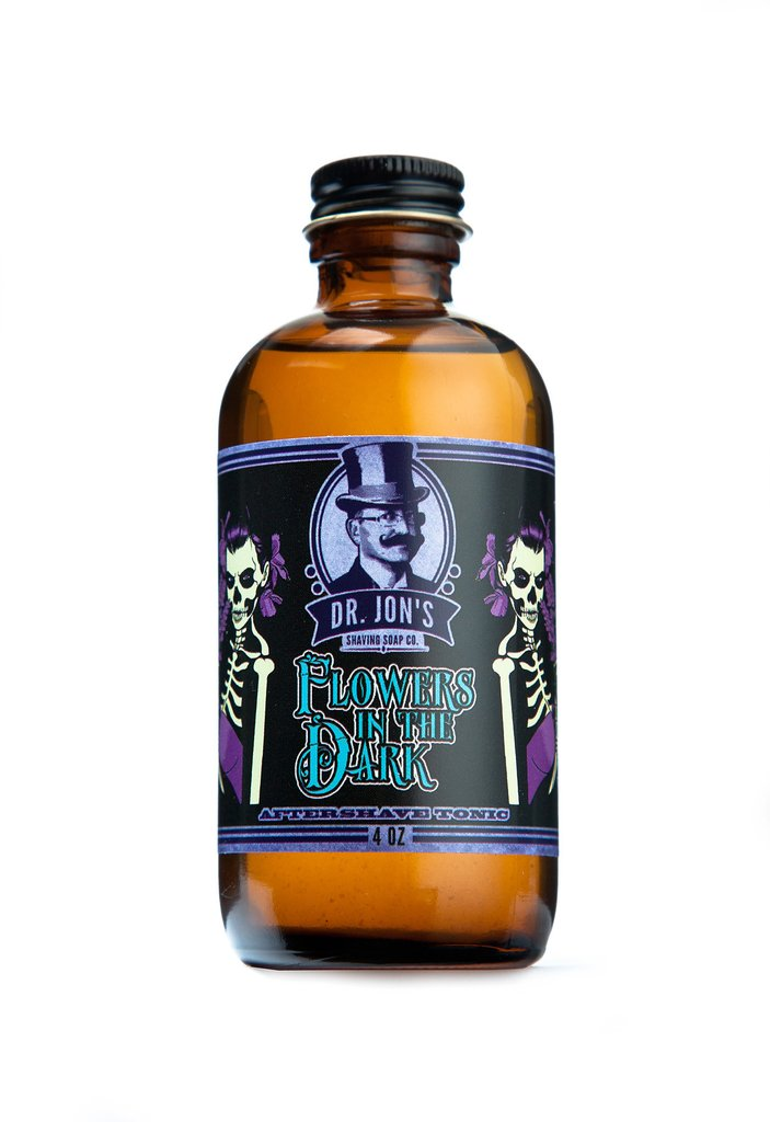 Dr. Jon's - Flowers in the Dark - Aftershave image