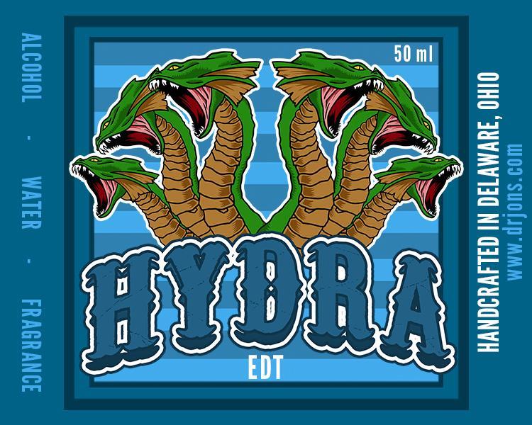 Dr. Jon's - Hydra - Eau de Toilette image