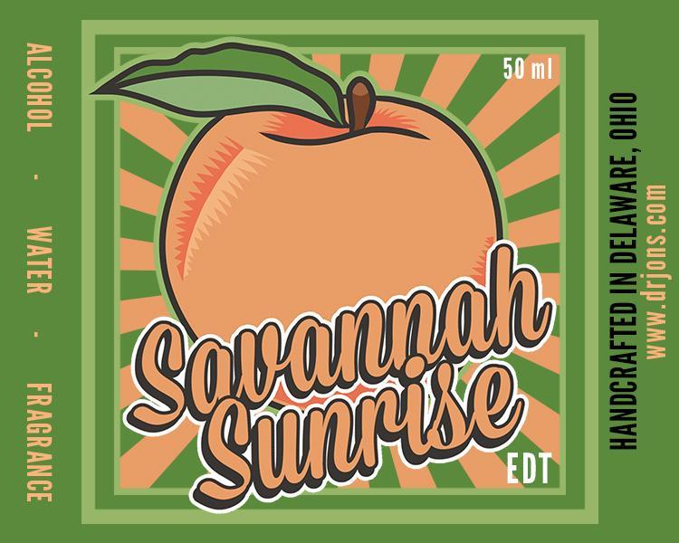 Dr. Jon's - Savannah Sunrise - Eau de Toilette image