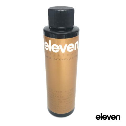 Eleven - Amber, Patchouli & Oak - Aftershave image