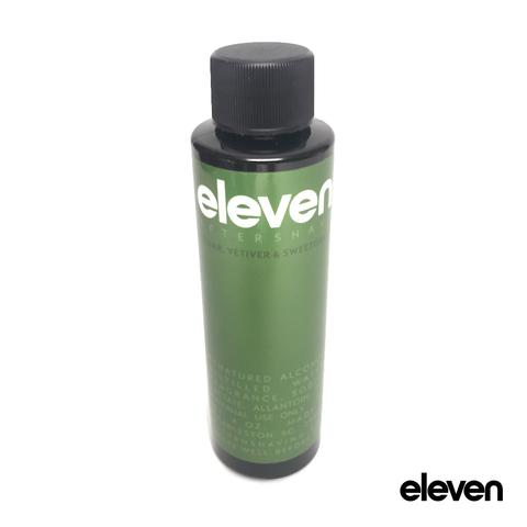 Eleven - Cedar, Vetiver & Sweetgrass - Aftershave image