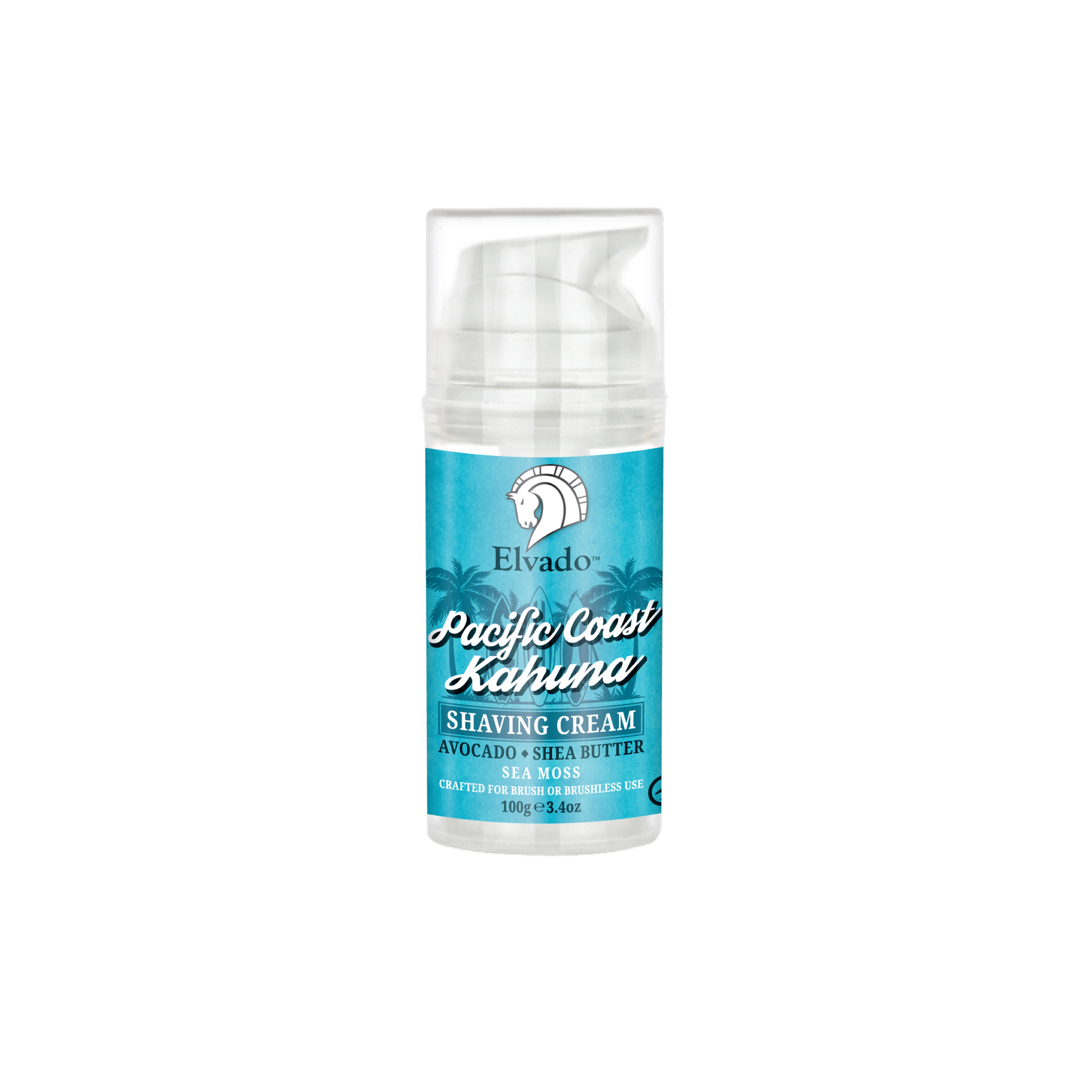 Elvado - Pacific Coast Kahuna - Brush/Brushless Cream image