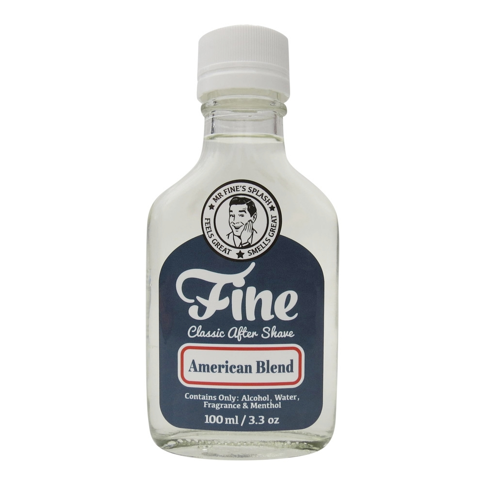 Fine Accoutrements - American Blend - Aftershave image