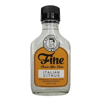 Fine Accoutrements - Italian Citrus - Aftershave image