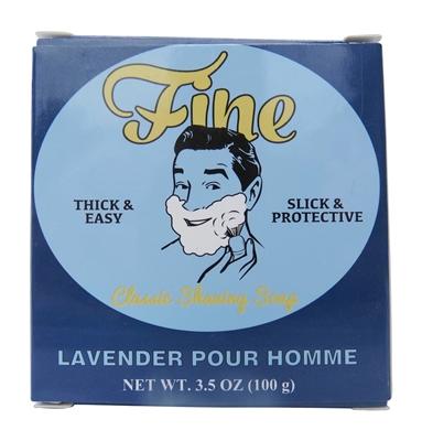 Fine Accoutrements - Lavender Pour Homme - Soap image