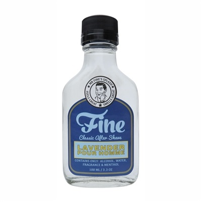 Fine Accoutrements - Lavender Pour Homme - Aftershave image
