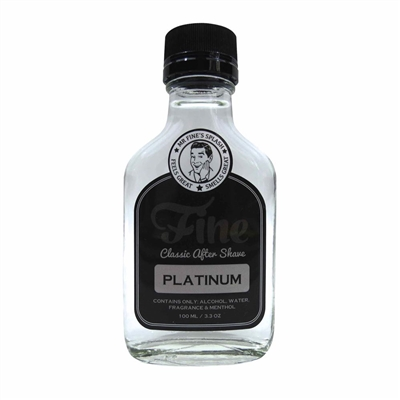 Fine Accoutrements - Platinum - Aftershave image
