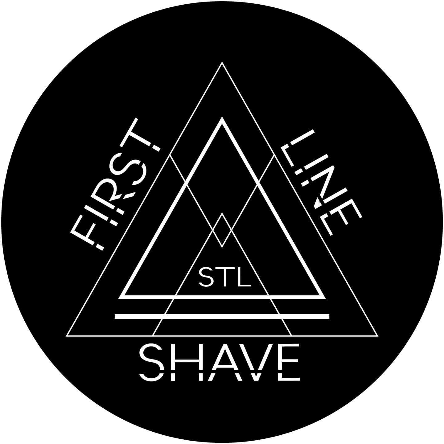 First Line Shave logo