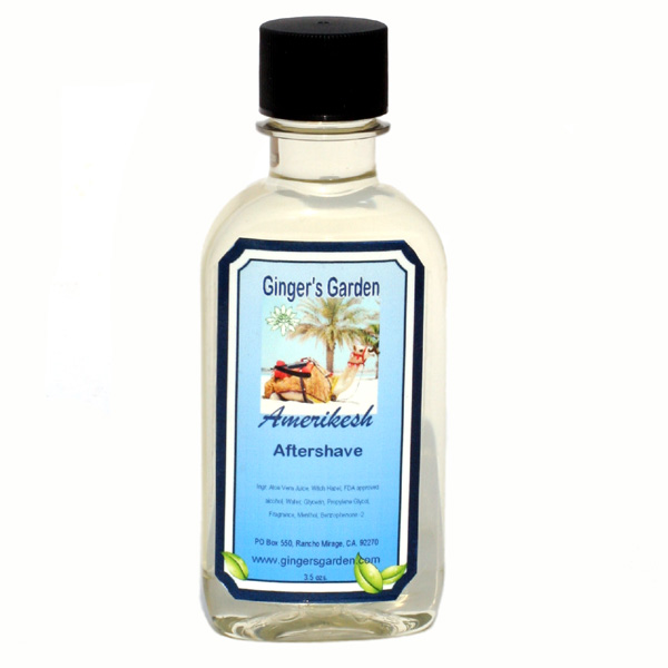 Ginger's Garden - Amerikesh - Aftershave image