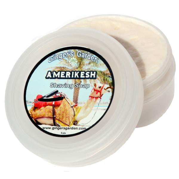 Ginger's Garden - Amerikesh - Soap image