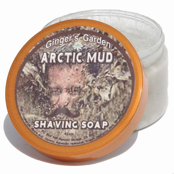 Ginger's Garden - Arctic Mud - Soap image