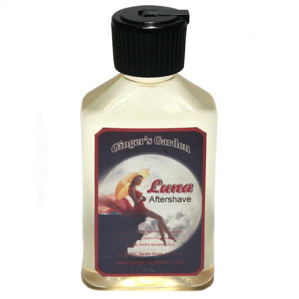 Ginger's Garden - Luna - Aftershave image