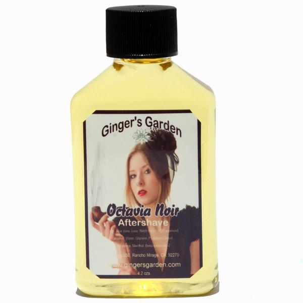 Ginger's Garden - Octavia Noir - Aftershave image