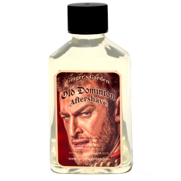 Ginger's Garden - Old Dominion - Aftershave image