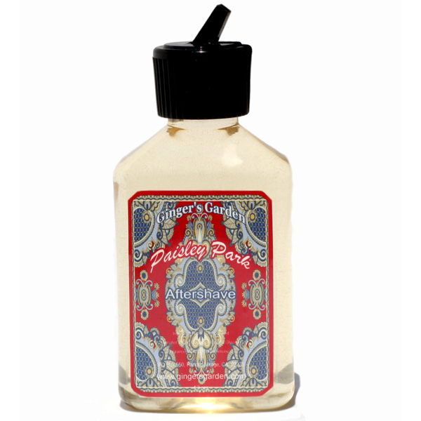Ginger's Garden - Paisley Park - Aftershave image
