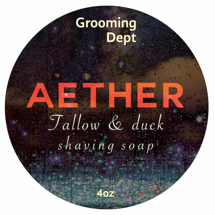 Grooming Dept - Aether - Soap image