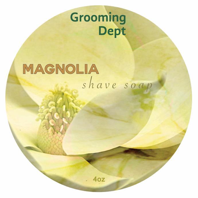 Grooming Dept - Magnolia - Soap (Vegan) image