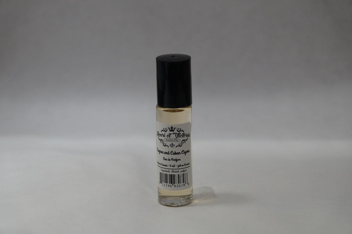 Henri et Victoria - Cognac and Cuban Cigars - Eau de Parfum image