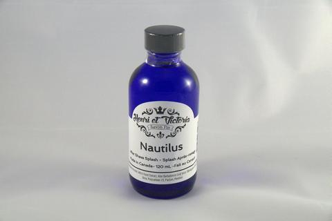 Henri et Victoria - Nautilus - Aftershave image