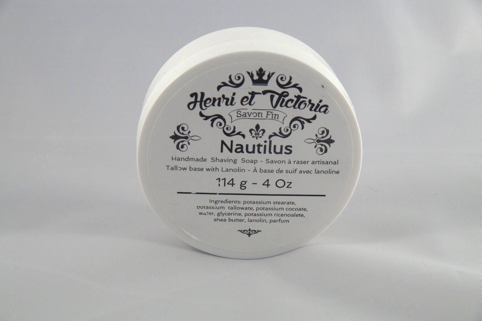 Henri et Victoria - Nautilus - Soap image