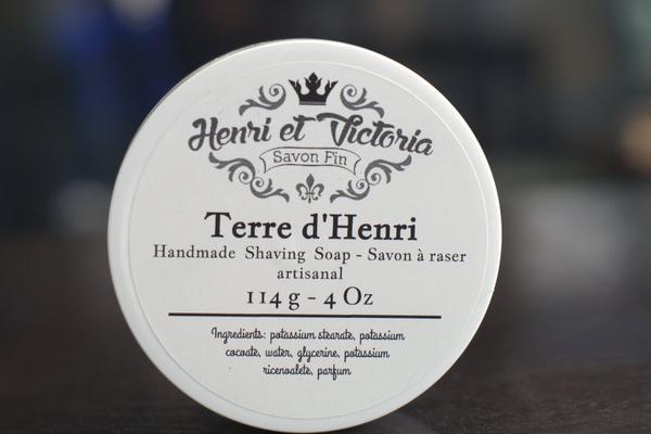 Henri et Victoria - Terre d'Henri - Soap image