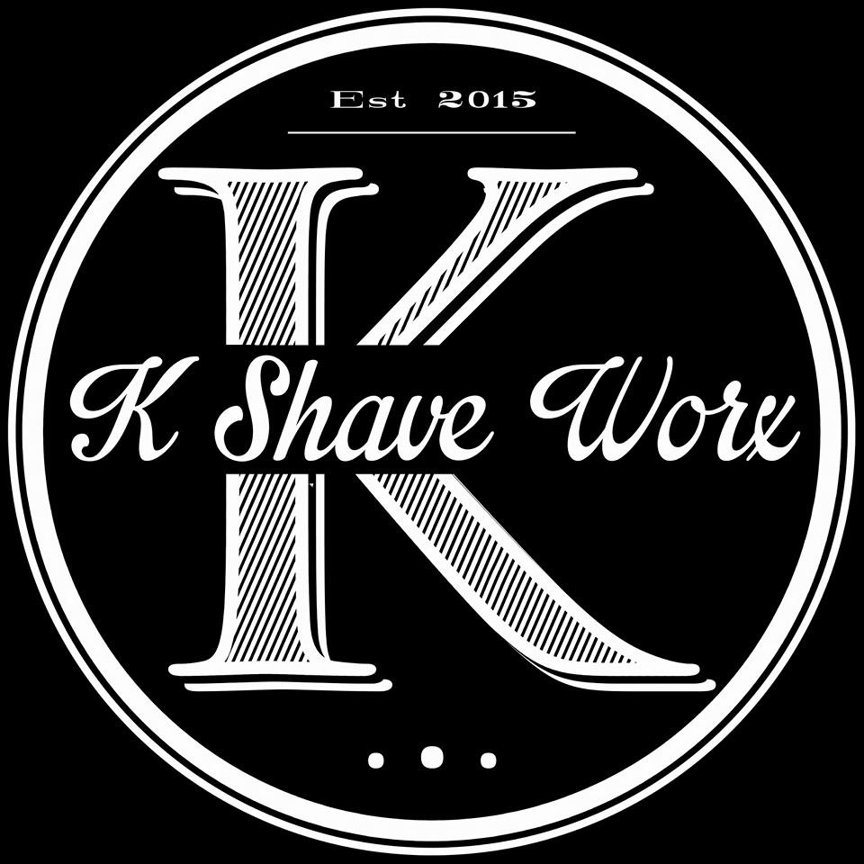 K Shave Worx logo
