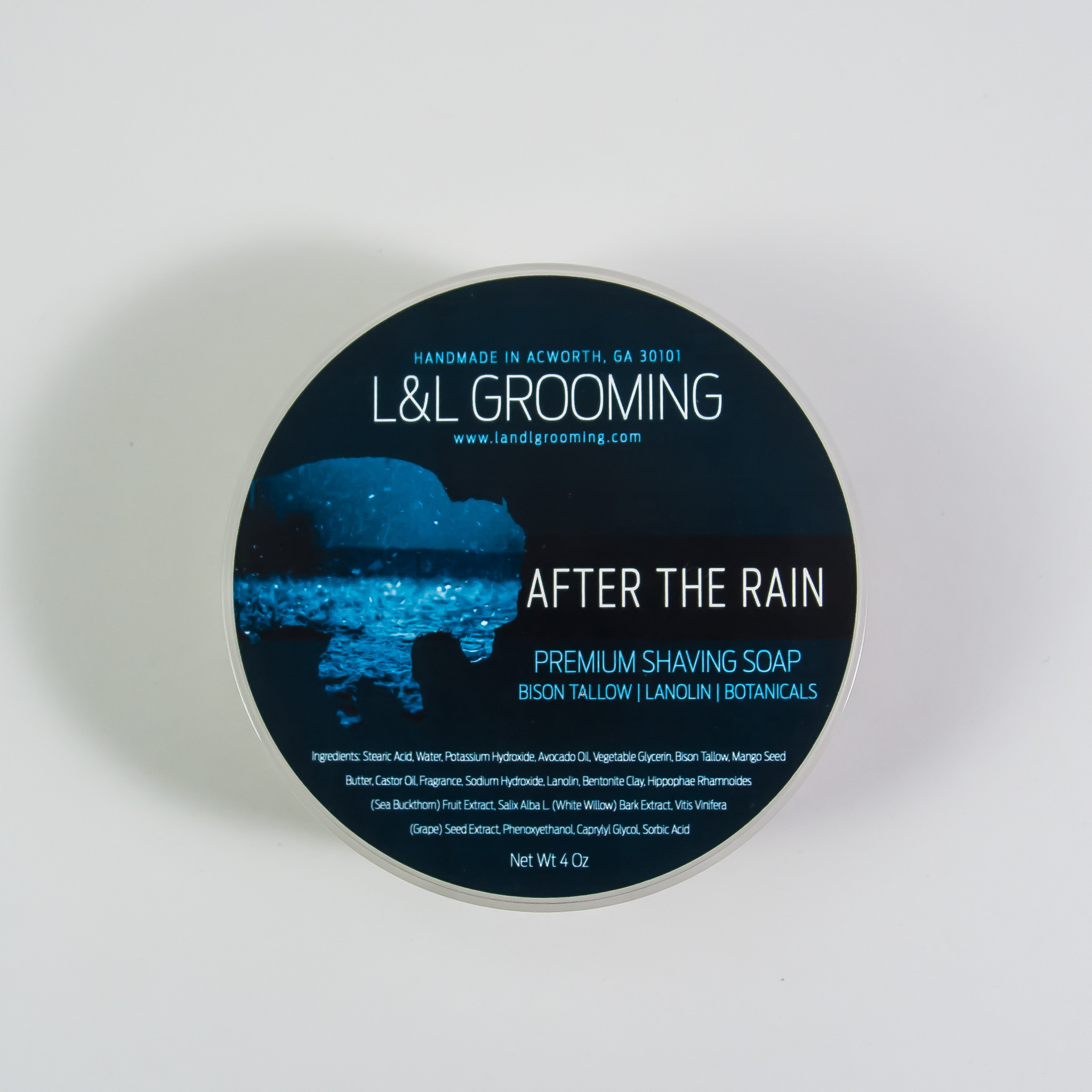 Declaration Grooming - After the Rain - Soap image