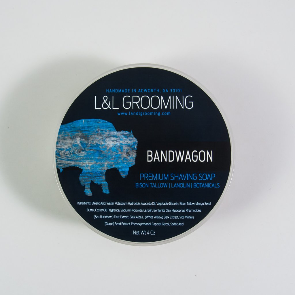 Declaration Grooming - Bandwagon - Soap image