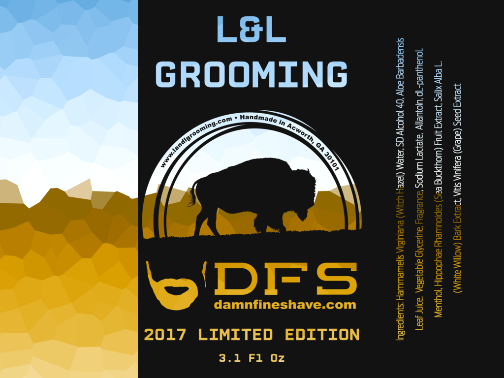 Declaration Grooming - DFS 2017 - Aftershave image