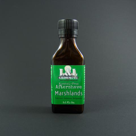 Declaration Grooming - Marshlands - Aftershave (Alcohol Free) image