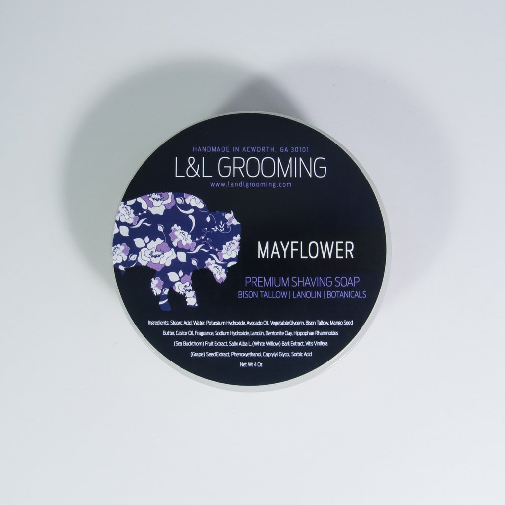 Declaration Grooming - Mayflower - Soap image