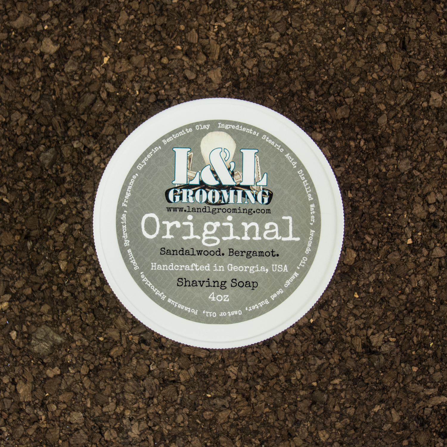 Declaration Grooming - Original - Soap (Vegan) image