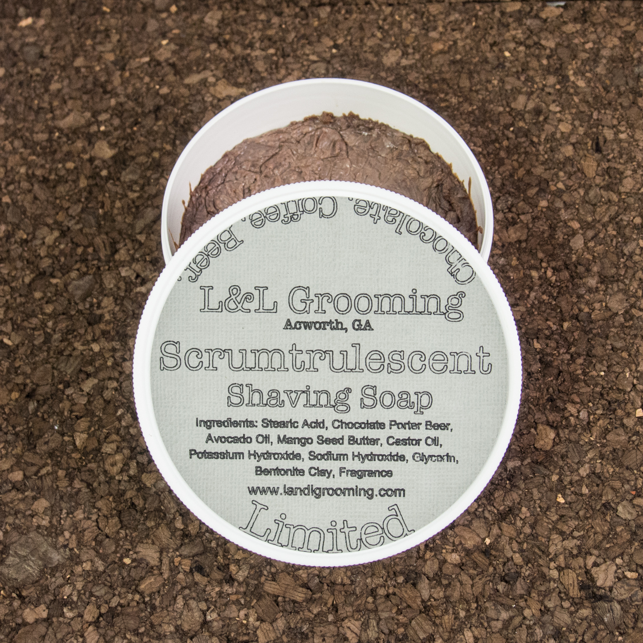 Declaration Grooming - Scrumtrulescent - Soap (Vegan) image
