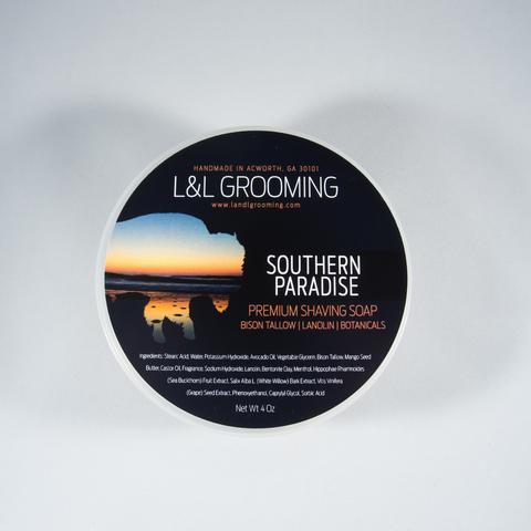 Declaration Grooming - Southern Paradise (Mentholated) - Soap image