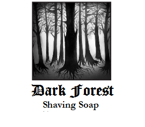 LA Shaving Soap Co. - Dark Forest - Soap image