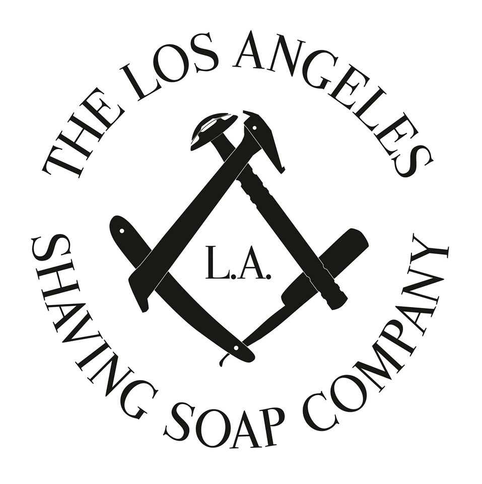 LA Shaving Soap Co. logo