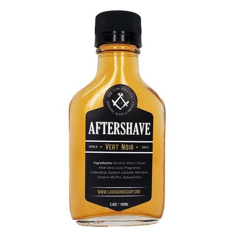 LA Shaving Soap Co. - Vert Noir - Aftershave image