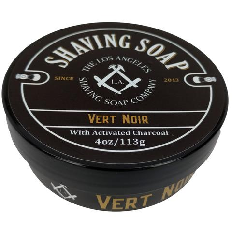 LA Shaving Soap Co. - Vert Noir - Soap (Vegan) image