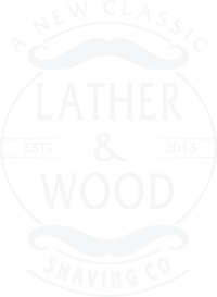 Lather & Wood logo