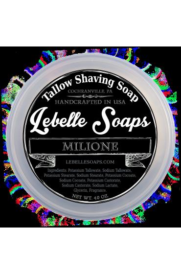 Lebelle Soaps - Milione - Soap image
