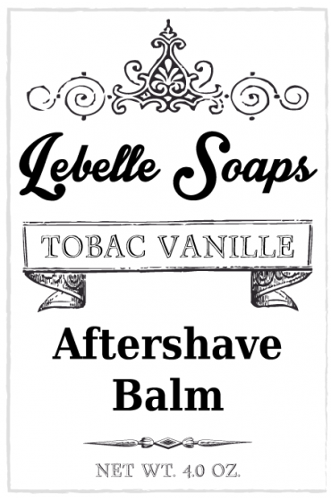 Lebelle Soaps - Tobac Vanille - Balm image